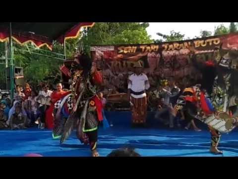 Download Video SENI TARI JARAN BUTO ( KUDO YAKSO SINGO TRUNAN ) BSCC DOME, BALIKPAPAN
