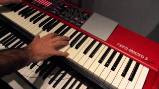 Burn (Deep Purple) - B3 Hammond Organ Solo - Play-a-long by Miky Aranaz