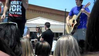 Anthem- All Time Low (Good Charlotte Cover Acoustic) 6/24