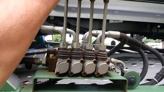 Cegonha:Como funciona o Hidráulico da Carreta Cegonha