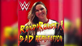 WWE: Bad Reputation [Intro Cut] (Ronda Rousey) + AE (Arena Effect)