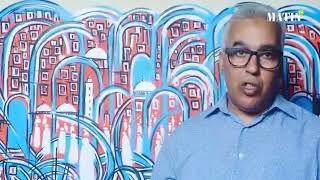 La Fondation Mohammed VI de Promotion des œuvres sociales accueille l'artiste Abdellah Ouabbi