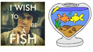 Fagner...Quem dera ser um peixe!