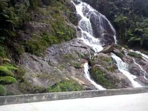 Cascada Velo de Novia en Zamora Cinchipe