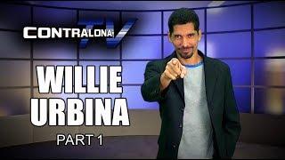 Willie Urbina habla sobre la situación de TNA en ContralonaTV