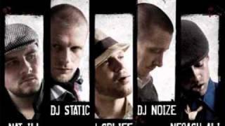 Static And Nat 50-50 1 MC 1 DJ