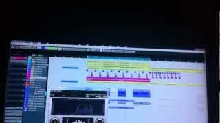 Vocal Recording Session in Bizzare Contact Studio - The Result...