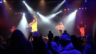 MattyB - Life is Unfair (Live in NYC)