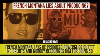 French Montana Lies About Producing 'Powerglide' Rae Sremmurd? NO CREDITS Nobody Recognizes This