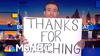 The Beat's Most Awkward Moments | The Beat With Ari Melber | MSNBC