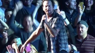 Porch, Pearl Jam, MSG New York 02/05/2016