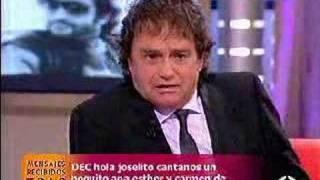 """joselito: """"no soy un mercenario"""""""