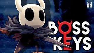 The World Design Of Hollow Knight | Boss Keys