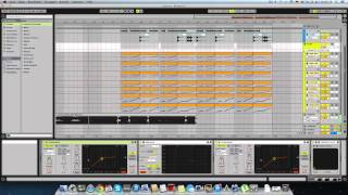 [PROJECT FILE] Xilent - Universe in Ableton Live
