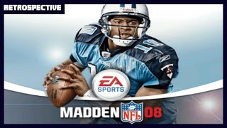 Madden NFL 08 Retrospective