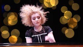 Victoria Fatu plays Tchaikovsky - Pletnev. The Nutcracker. March