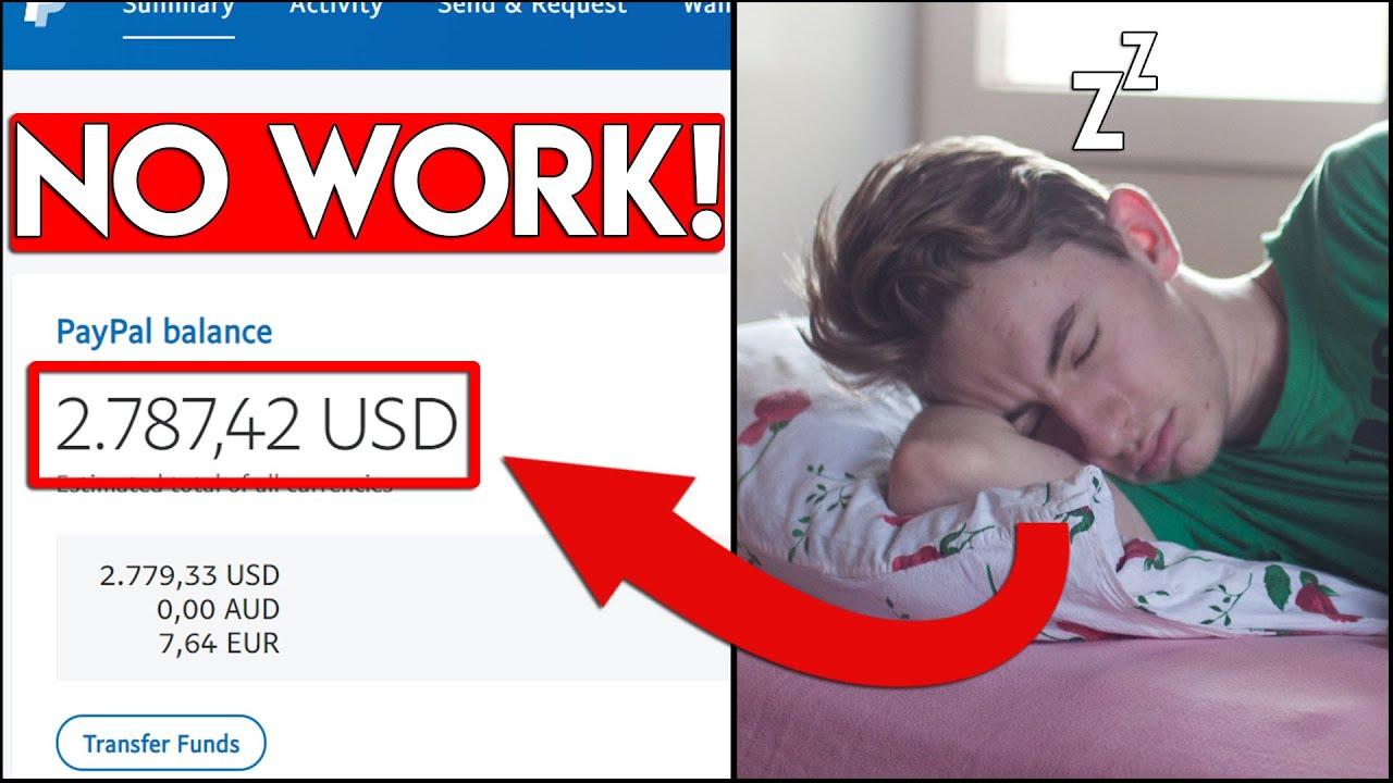 Earn Money Online Doing Nothing (2020)