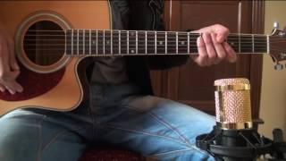 Baaziz Je Mon Fou Tuto Guitare