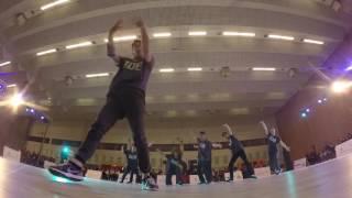 Darkness Feet Crew-T:D:A