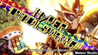 Kamen Rider Ex-Aid Henshin +Finisher (Form Hyper Muteki )