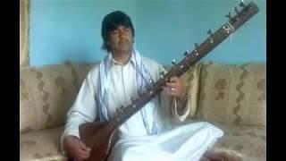 Naghme Qataghani ba tanbor.نغمهٔ قطغنی با تنبور استاد نورآغا بلخی