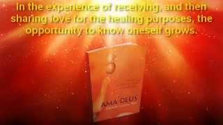 Book Bite: Love is in All Healing from Ama-Deus