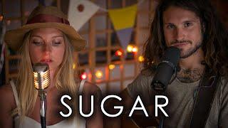 Sugar - Maroon 5 [Cover] by Julien Mueller & Julie Fournier