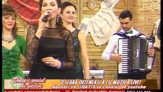 Corina Calin - De la Gorj la Mehedinti LIVE 2014 2015
