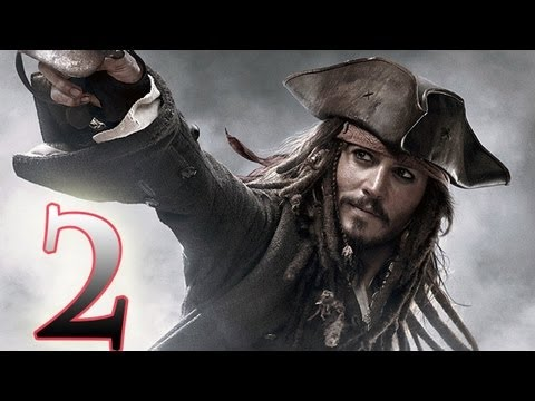 Pirates of the Caribbean: At World's End (PS3, X360) Game Part 2