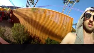 SNBRN Live @ Splash House August 2016, Palm Springs | 360 Virtual reality video