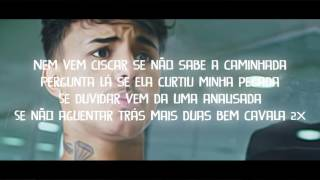 MC Livinho - Fumaça e o Luar (LETRAS)