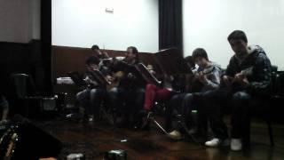 Grito - Polo Norte e Delfins - Audições Escola Musica de Baião 2011