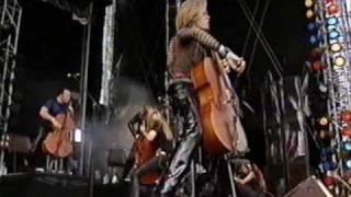 Apocalyptica - Refuse/Resist (live at Bizarre Festival 2001)