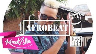 Mc G15 - Me deu Onda ( Afro Beat Mix) Joss Dee