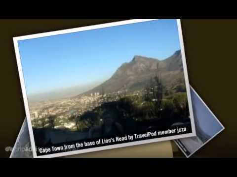 Lion's Head – Cape Town, Western Cape, South Africa