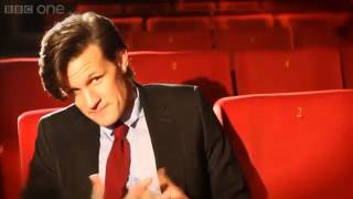 Matt Smith & cast interview - Doctor Who The Angels Take Manhattan - Series 7 - 2012