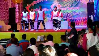 Assamese hip hop dance