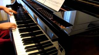 Fairy Tail - Main Theme - Piano