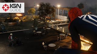 Marvel's Spider-Man Side Mission Walkthrough - College Buddies