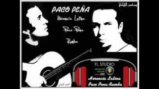 Herencia Latina-Paco Pena * Rumba *