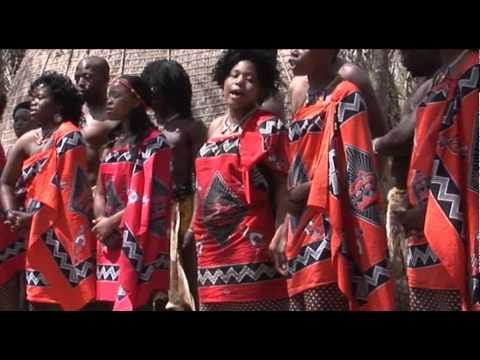 Swasiland zulu dance