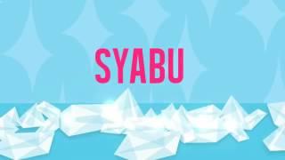 Syabu - INFO