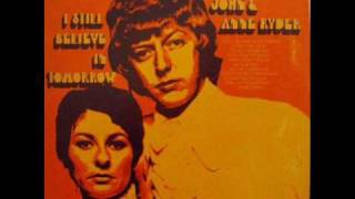 John And Anne Ryder - I Still Believe In Tomorrow