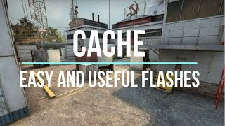 Easy and Useful flashes on Cache