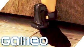 Fußfesseln für Kinder! Fragwürdige Erziehungsmethode in den USA   Galileo   ProSieben