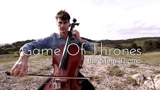 Game Of Thrones (intro) - Cello Cover & Video clip - Felician Kalmus