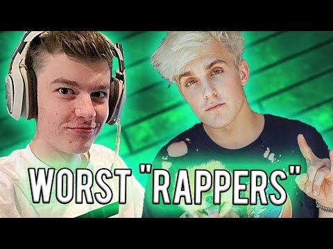 Jake Paul (It's Everyday Bro) - YouTube Wannabe Rappers