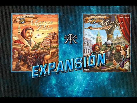 Reseña The Voyages of Marco Polo: Agents of Venice
