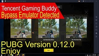 How to undetected emulator pubg mobile videos / InfiniTube