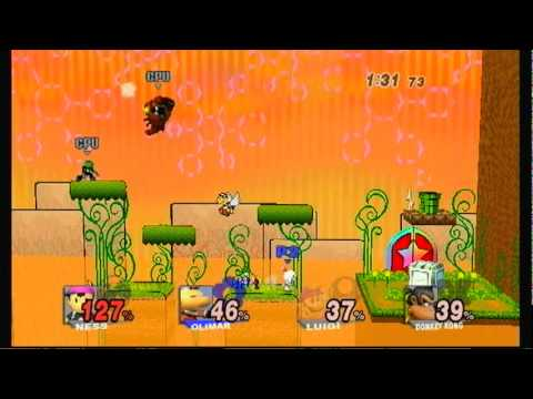 SSBB Model Stage Hack: Gloam Valley